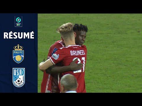 Pau Dunkerque Goals And Highlights