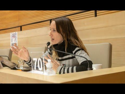 Diputada de Izquierda de la Provincia de Córdoba llama a la destrucción de Israel