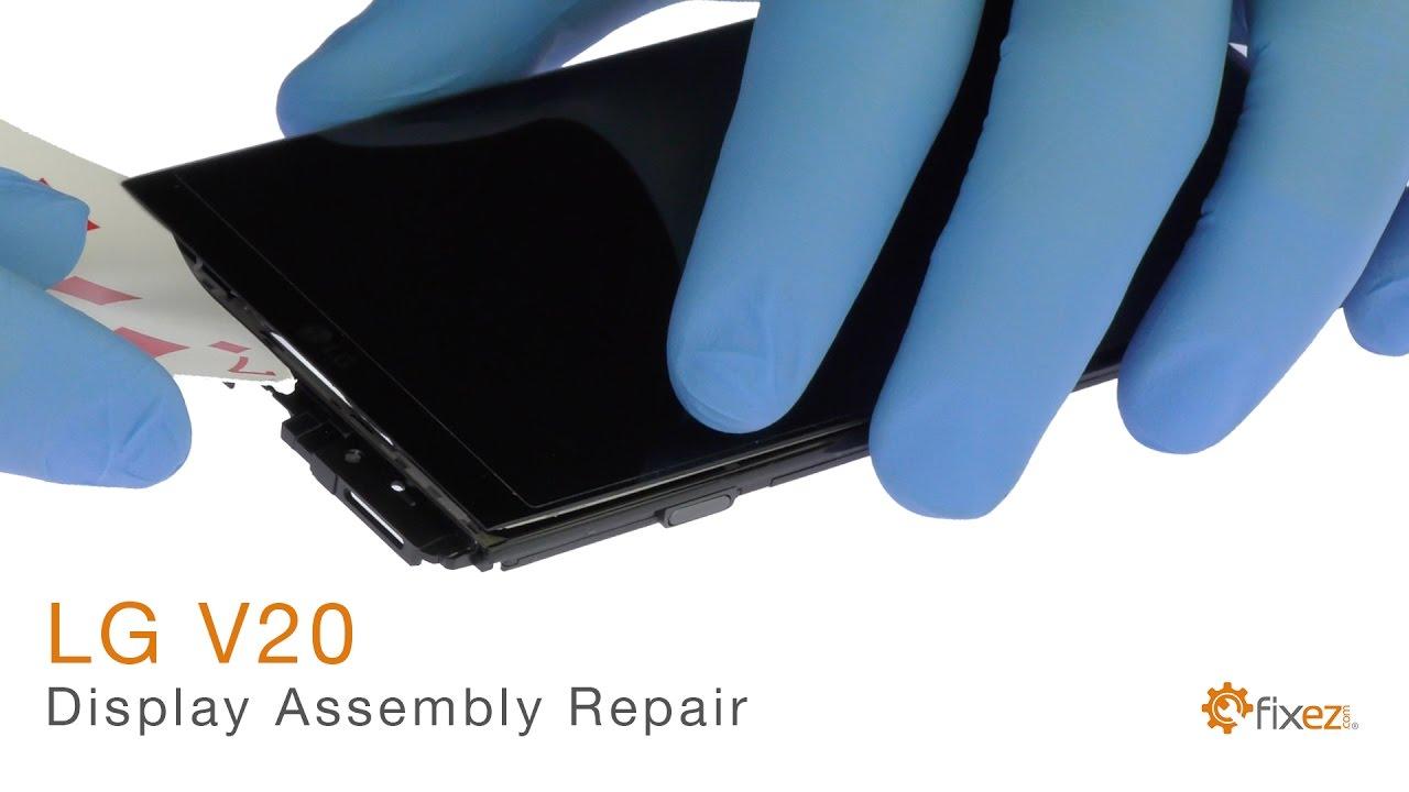 LG V20 LCD Screen and Digitizer   Fixez com