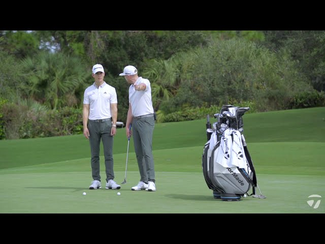 Two Drills to Eliminate 3 Putts | TaylorMade Golf