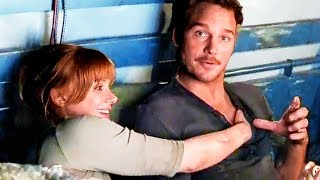 JURASSIC WORLD 2 : Le Bêtisier du Film !