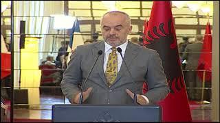 Ministri i Brendshem francez takon Ramen ne Tirane ABC News Albania