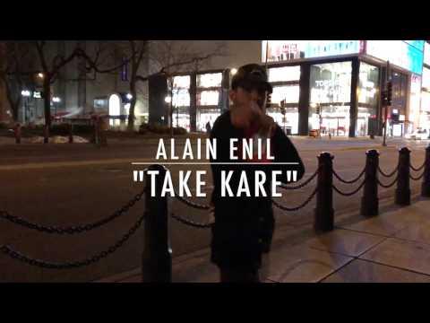 Alain Enil -