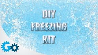DIY Freezing Kit