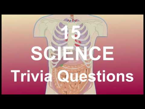 15 Science Trivia Questions - YouTube