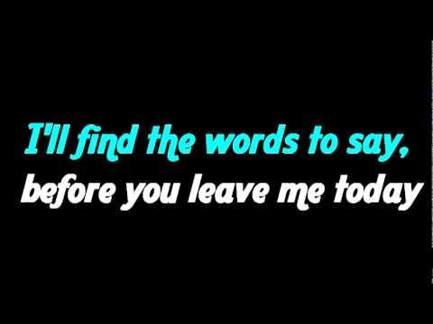 One Direction - Moments (Karaoke Instrumental + backing vocals + lyrics)