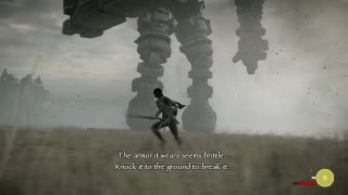 Shadow of the Colossus Remaster No Commentary Playthrough  #1