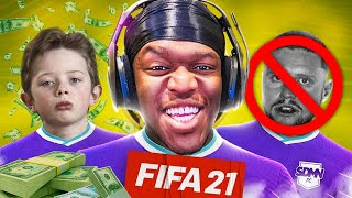 Paying to Play with THE SIDEMEN!!