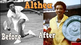 """Althea Gibson """" Best American tennis player """"  Lifestyle ★ 2018"""