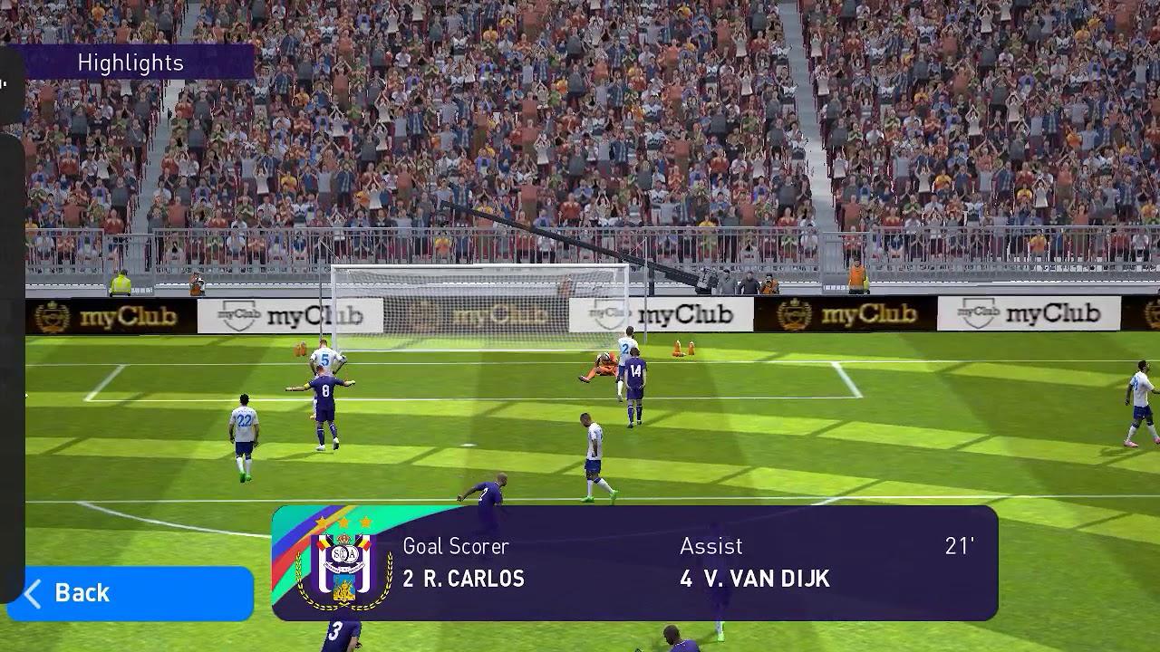 pes 3 goal challenge highlights #pes #pesmobile #gameplay #highlights #fullon✌️