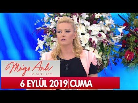 Müge Anlı ile Tatlı Sert 6 Eylül 2019 - Tek Parça