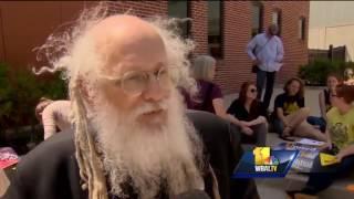 Video: Ben Carson back in Baltimore