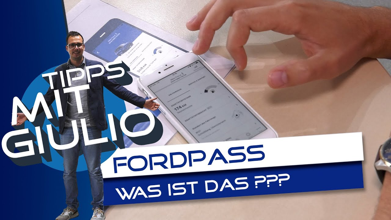 Youtube Video: Coole Features bei der FordPass Connect-App