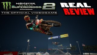 Supercross The Game 2 – REAL Review
