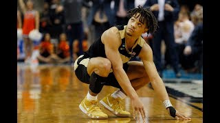 No. 1 Virginia Survives Dominant Performance from Carsen Edwards to Beat No. 3 Purdue
