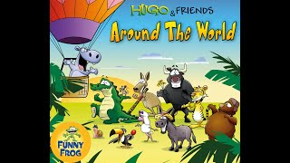 Hugo and Friends sneak peak!