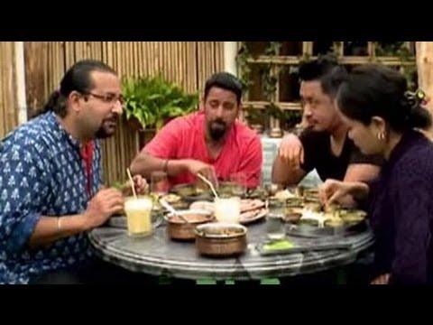 Rocky and Mayur visit Dimapur