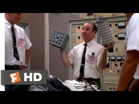 Apollo 13 (1995) - Square Peg in a Round Hole Scene (7/11) | Movieclips