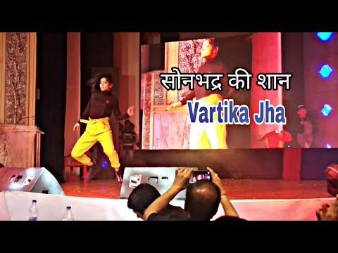 Vartika Jha    Dance+4    सोनभद्र की शान    Original from Bajirao Mastani