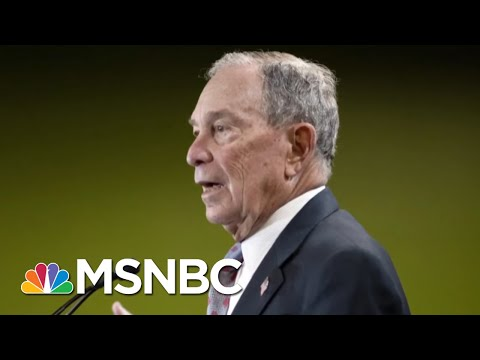 How Michael Bloomberg Is Going After Trump On Social Media | Morning Joe | MSNBC