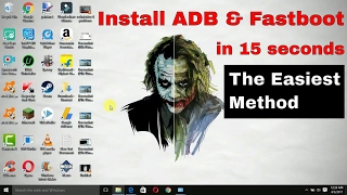 How to Setup ADB, Fastboot & USB Drivers on Windows (Easiest Method) | 15 sec Method