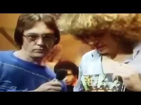Bev Bevan TOTP 1980. The ELO Story. Book