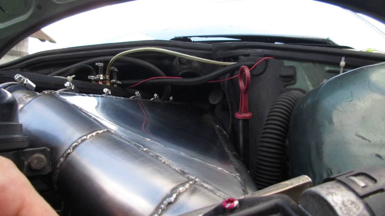 Custom Intake Manifold E46 323i Youtube