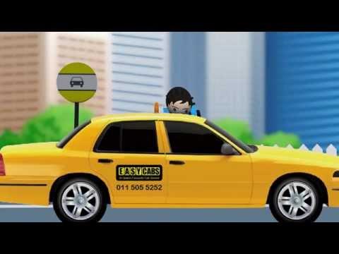 Easycabs online advertisement