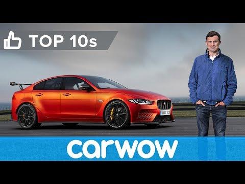 Jaguar XE SV Project 8 - better than a BMW M3? | Top10s