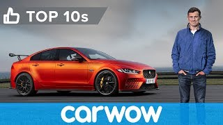 Jaguar XE SV Project 8 - better than a BMW M3? | Top10s