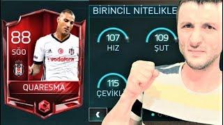 ÜCRETSİZ 88 GEN QUARESMA ALDIM ! Fifa Mobile
