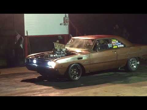 KD dragway South webster OH midnight madness