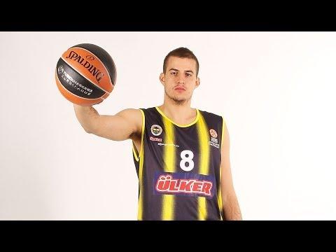 Focus on Nemanja Bjelica, Fenerbahce Ulker Istanbul