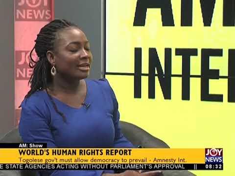 World's Human Rights Report - AM Show on JoyNews (26-2-18)