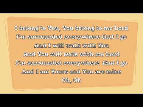 Israel Houghton-Everywhere That I Go w/Lyrics