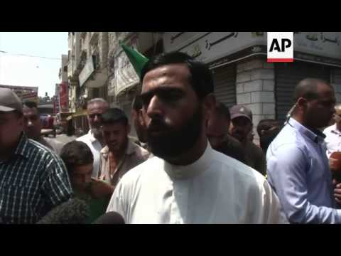 Hamas spokesman and Israeli foreign minister comment on reports of truce