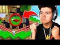 WORLDS MOST ANNOYING BASE DEFENSE!   Minecraft BEDWARS