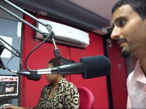 Marcos Abdala Jacinto, entrevista, Ajonjoli Natural Panama, Radio PINK 2013 Fm Maxima 104.3