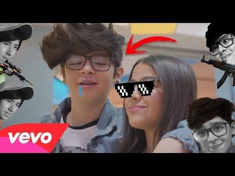 Max Valenzuela Te Encontré (video oficial) PERO cada vez que Max dice te encontre ocurre algo random