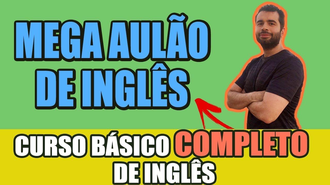 Aula De Ingles Basico Aprender Profissoes Em Inglês Com: Curso De Inglês: COMPLETO E GRATUITO (do Básico Ao