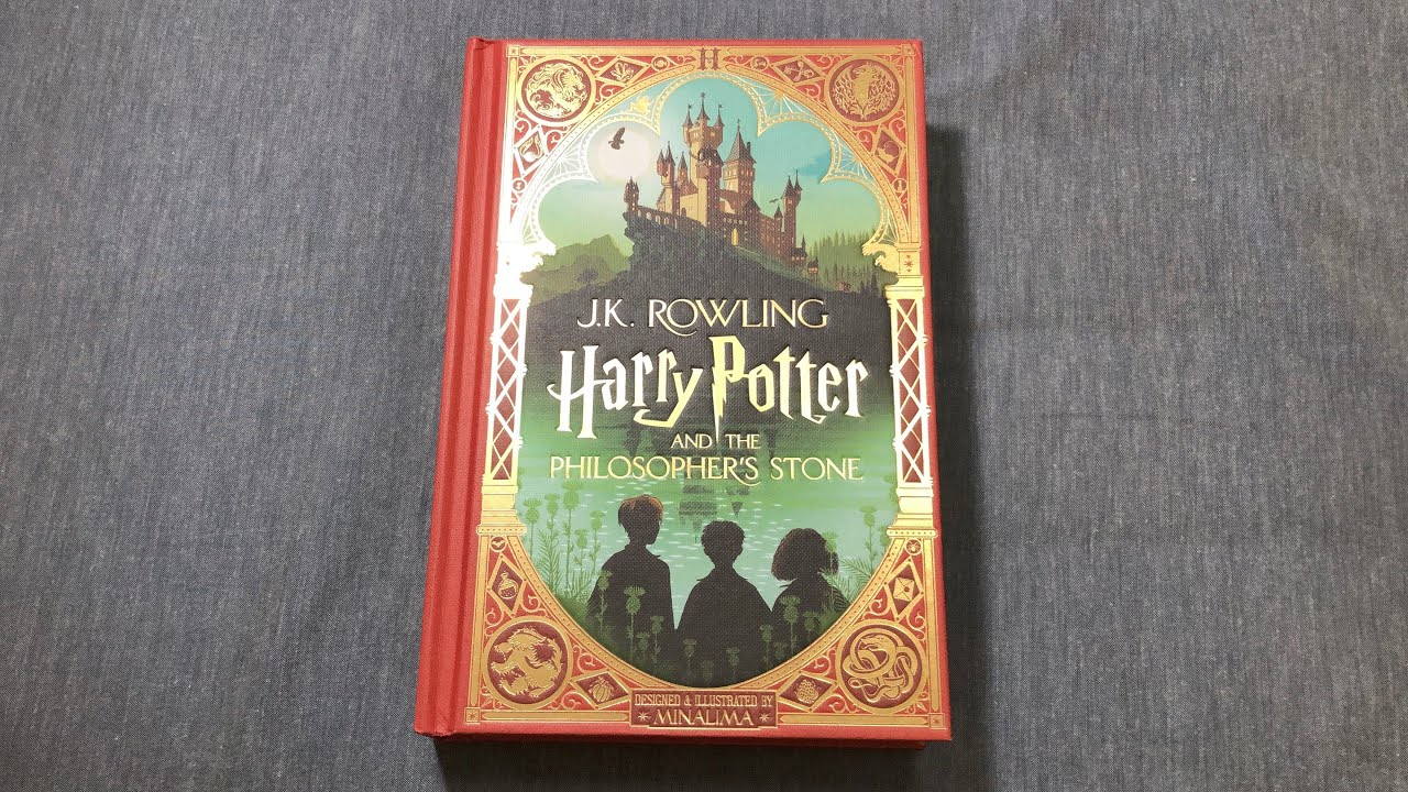 Download Minalima Harry Potter & the Philosopher's Stone Illustrated Edition