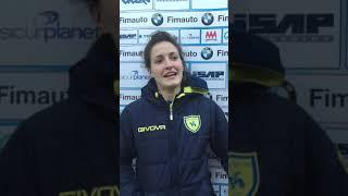 Marta Mason commenta la vittoria ad Empoli