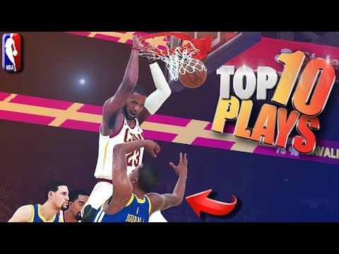 NEW Disrespectful POSTERIZERS! - NBA 2K18 TOP 10 Plays Of The Week