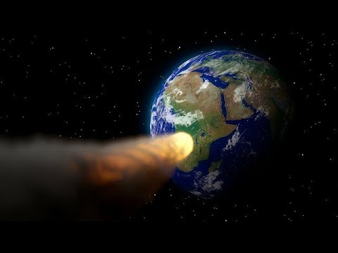 HUGE Previously Unseen Asteroi - VamosDotPK