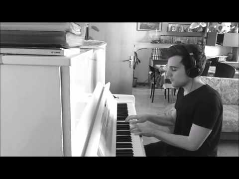 Cashmere Cat - Quit (ft. Ariana Grande) [Piano Version] | by Alex Shade