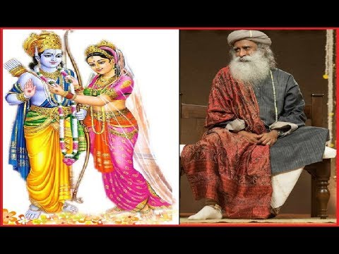 Sadhguru | What Lord RAM did to SITA was Right | Every MAN should WATCH !!