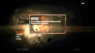 Black ops 2 zombies matchmaking problem ?!? - Activision ...
