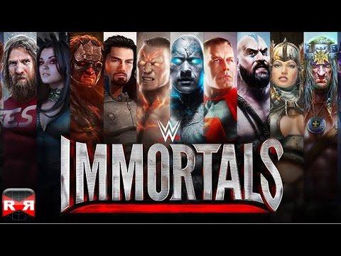 WWE Immortals обзор by joker