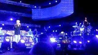 Xavier Naidoo feat. Cassandra Steen - Bitte hör nicht auf zu träumen - live in Leipzig 4.12.2009