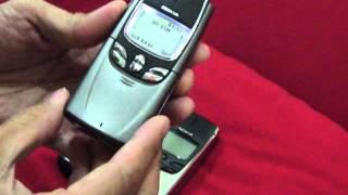 Nokia 8850 VS 8910i VS 8810 VIP set